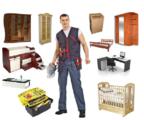Сглобяване, монтаж и демонтаж на всички видове мебели!-Домакинство
