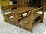 Дървени маси и пейки за механа, барбекю и градината | Дом и Градина  - София-град - image 1