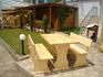 Дървени маси и пейки за механа, барбекю и градината | Дом и Градина  - София-град - image 2