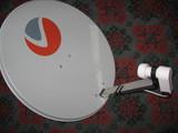 Продавам Сателитна чиния-CAR видео