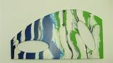 Абстрактна картина / декоративно пано NG 3-Изкуство