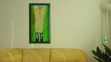 Абстракна картина Lår-Изкуство