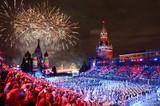 Нова година в Москва – 2017-В чужбина