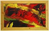Абстрактна картина Hardanger-Изкуство