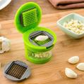 Ръчна преса за чесън маслини практичен кухненски инструмент-Дом и Градина