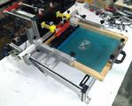 Полуавтоматична  машина за ситопечат-Други