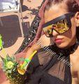 Ново! Слънчеви очила Disquared Mask модел 2017-Дамски Слънчеви Очила