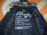Дебело Мъжко зимно яке с качулка гугла черно шушляково яке-Мъжки Якета
