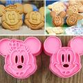 Мини и Мики Маус Форми за сладки курабийки детски бисквити Ф-Дом и Градина