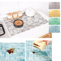 Стикер алуминиево фолио за кухня баня кухненски гръб Декор-Изкуство