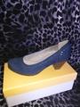 Дамски обувки №37, от немската фирма Jana-Официални Дамски Обувки