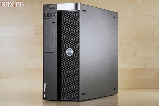 Dell Precision T3610 Гаранция:12 месеца   Компютри   София-град