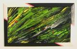 Абстрактна картина Nordlys-Изкуство