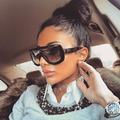 Ново! Слънчеви очила Celine като на Николета, Ким Кардашиян-Дамски Слънчеви Очила