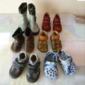 Лот обувки за бебе 20 номер ботуши сандали за момче детски м-Детски Обувки