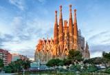 Испания, Италия, Франция - с автобус и самолет-В чужбина