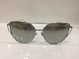 Огледални слънчеви очила по модел на Dior Monster-Дамски Слънчеви Очила