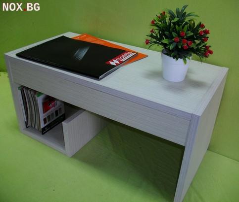 Помощна маса-Бяло Алпи | Мебели и Обзавеждане | Пловдив