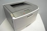 Принтер Lexmark E460 DN Цена: 60.00 лв-Принтери