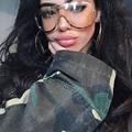 Ново! Прозрачна маска на Диор-Дамски Слънчеви Очила