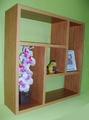 Етажерка -Бамбук-Мебели и Обзавеждане