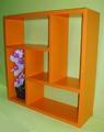 Етажерка - Оранжева-Мебели и Обзавеждане