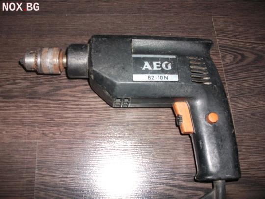 AEG B2-10N  500 W | Дом и Градина | Хасково