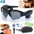 Блутут смарт слънчеви очила с bluetooth слушалки за шофиране-Дамски Слънчеви Очила