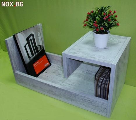 Помощна маса - Антично Бяло | Мебели и Обзавеждане | Пловдив