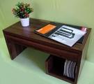 Помощна маса - Орех панама-Мебели и Обзавеждане