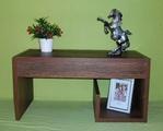 Помощна маса - Барок - Златен дъб-Мебели и Обзавеждане