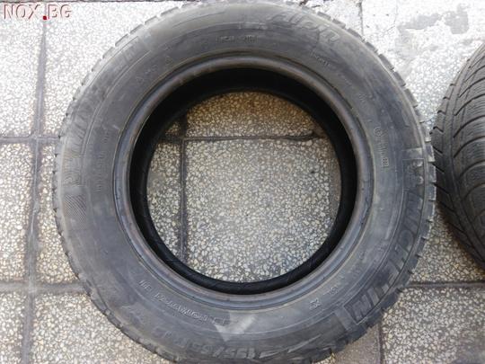Продавам 4бр. зимни гуми MICHELIN Alpin 195 / 65  R15 | Гуми | Бургас