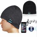 Музикална шапка с Bluetooth Handsfree MP3 зимна шапка-Мъжки Шапки