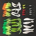 Рибарски комплект от 35 броя силиконови примамки воблери-Лов и Риболов