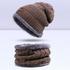 Зимна шапка и шал универсален размер | Мъжки Шапки  - Добрич - image 5