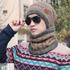 Зимна шапка и шал универсален размер | Мъжки Шапки  - Добрич - image 14