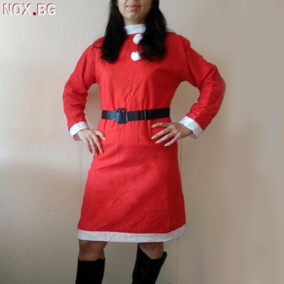 Дамски костюм на Снежанка театрален коледен сукман рокля | Дамски Рокли | Добрич