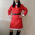 Дамски костюм на Снежанка театрален коледен сукман рокля | Дамски Рокли  - Добрич - image 5