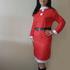 Дамски костюм на Снежанка театрален коледен сукман рокля | Дамски Рокли  - Добрич - image 6