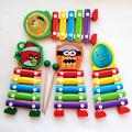 Детска музикална играчка ксилофон 5 тона-Детски Играчки