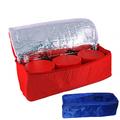 Термо чанта за детска кухня чанта за бурканчета за бебешка храна-Аксесоари
