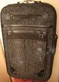 Голям италиански куфар  Ренцо Мети в сиво-Други
