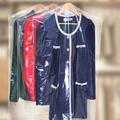 Прозрачен калъф за дрехи найлонова торба за съхранение-Други Аксесоари