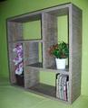 Етажерка за стена - Орех Сицилия-Мебели и Обзавеждане