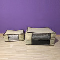 Практичен органайзер-калъф за съхранение на дрехи-Дрехи и Аксесоари