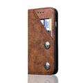 Луксозен кожен калъф за Samsung Galaxy S8 кейс за телефон-Калъфи