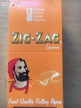 ZIG-ZAG Ароматизирани | Тютюневи изделия | София-град