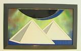 Hvite pyramider-Изкуство