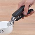 Кухненска ръкохватка за горещи съдове дръжка за парещи купи-Дом и Градина