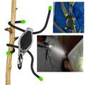 Супер гъвкава мини лед лампа паяк микро фенерче гривна-Играчки и Хоби